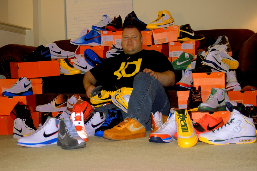 Kevin Durant Shoe Collection